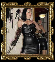 Dominatrix cumbria